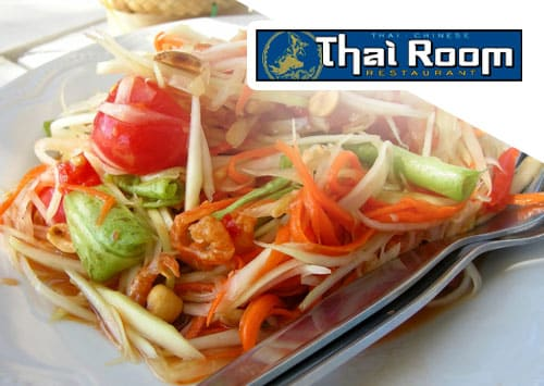 outer banks Thai room